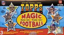 2010 Topps Magic Football Hobby Box - Factory Sealed!