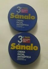 2 x1 Sanalo for Skin Care, Acne Treatments 55gr