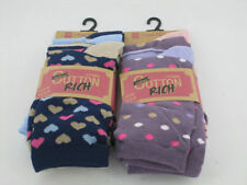Polyester Spotted Socks for Women , with Multipack