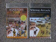 Pharaoh's Tomb e Viking ATTACCO RUB verso il basso attività di trasferimento pacchetti