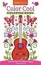 Color Cool Coloring Book by Thaneeya McArdle BRAND NEW BOOK (Paperback 2016)