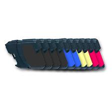 10 Druckerpatronen kompatibel mit Brother MFC-5890CN MFC-6490CW MFC-6890CDW