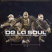 De La Soul : Art Official Intelligence: Mosaic Thump CD