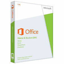 Microsoft Office Home and Student 2013 for 1 PC - 79G-03990 BRAND NEW!