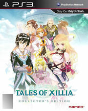 Tales of Xillia -- Limited Edition (Sony PlayStation 3, 2013)