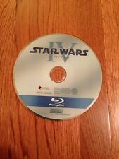 Star Wars Episode IV: A New Hope Blu Ray Movie Blu-ray disk Rare