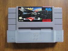 SUPER NINTENDO ENTERTAINMENT SYSTEM SNES F1ROC RACE OF CHAMPIONS 1992 ZZ1808