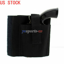 Concealed Carry Ankle Holster with 2 Magazine Pouch Fits Ruger LC9, LCP