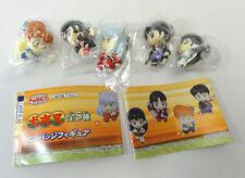 INUYASHA Mini Pin Badge Gashapon Figure Complete Set of 5 BANPRESTO JAPAN