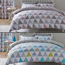 Catherine Lansfield Geometric Bedding Sets & Duvet Covers