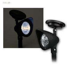 LED solare Lampada per esterni Faretto IP44 Giardino Illuminazione