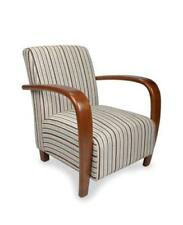 Wooden Art Deco Style Sofas, Armchairs & Suites