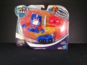 TRANSFORMERS Rescue Bots MR. POTATO HEAD AS OPTIMUS PRIME (Hasbro, 2013) NEW
