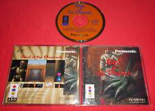 3DO Seal of the Pharaoh [USA] NO Philips CDi Ps1 Sega Mega CD *JRF*