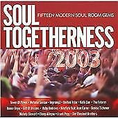 Soul Togetherness 2003, Various Artists, Audio CD, New, FREE & FAST Delivery