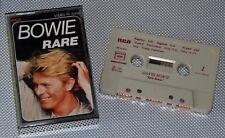 Cassette Audio David Bowie - Rare - K7