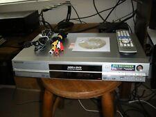 Panasonic DMR-E85H DVD/HDD 120GB Combo Recorder Complete