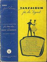 Heinz Munsonius - Das goldene Tanzalbum für die Jugend Band 4