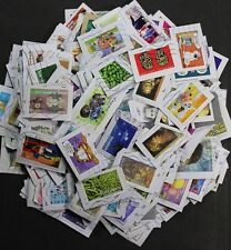 FRANCE Lot of 109 different Used Commemorative stamps, on paper, 2000-2018