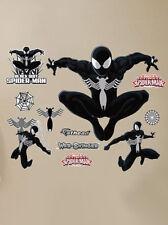 Ultimate Spider-Man Black Symbiote Fathead Marvel Real Big Wall Decor 96-96119
