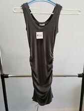 Lamade Nora Tank Dress Olive Womens Small New