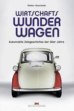 Wirtschaftswunderwagen von Walter Hönscheidt (2016, Gebundene Ausgabe)