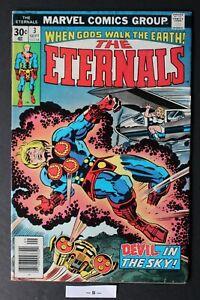 ETERNALS 3 1st SERSI Female Main Hero of NEW MOVIE 1976 AVENGERS Member VGFN 5.0