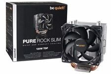 Be Quiet! BK008 Pure Rock Slim CPU Cooler Disipador Térmico & Ventilador 120W TDP-Intel/AMD