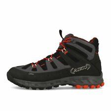 AKU Selvatica Mid GTX Black Red Wanderschuhe Outdoorschuhe Trekkingschuhe