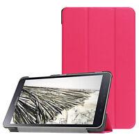 Funda para Samsung Galaxy Tab A 8.0 PULGADAS SM T380 T385 Imán Estuche Cubierta