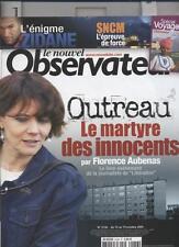 Le Nouvel Observateur   N°2136   13 Octobre 2005: Outreau