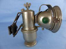 Ancienne lampe de vélo à carbure , avec marquage coq -L. D.-