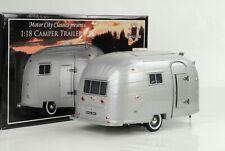 Airstream Camper Trailer Wohnwagen diecast 1:18 Motor City
