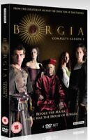 Borgia Stagione 1 DVD Nuovo DVD (OPTD2464)
