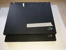 """2X IBM ThinkPad T41,T42 Laptop Pentium M 1.7GHz  Screen 14.1"""" -For Parts/Repair-"""