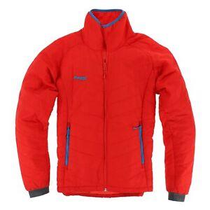 Bergans Of Norway Herren Jacke Jacket Steppjacke Gr.S Primaloft Nosi Rot 109565