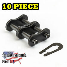 35-2 Double Strand Roller Chain Connecting Link (10PCS)