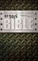 NIV Boys Bible : New International Version, Hardcover by Zondervan Publishing...