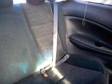 2010 10 Honda ACCORD seat belt w retractor left rear 2dr coupe 34383