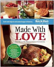 Made with Love : The Meals on Wheels Family Cookbook by Enid Borden (2012) V G