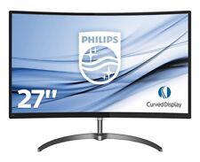 Philips 68,6 cm 27 Zoll Curved Monitor 278E8QJAB/00 16:9 Full HD Bildschirm