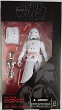"""FIRST ORDER SNOWTROOPER The Black Series TFA 2016 STAR WARS 6"""" Inch FIGURE"""