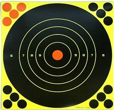 Reactive Shooting targets / 8″ inch 20cm Air Rifle & Pistol Splatter targets