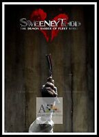 Sweeney Todd The Demon Barber Of Fleet Street 4  Movie Posters Musicals