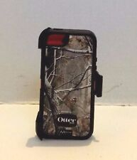 OtterBox Defender Orange RealTree case for iPhone 5/5s NEW!!!!!!