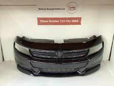 2015 2020 Dodge Charger front bumper