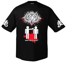 NAGLFAR - Why Hesitate T-Shirt