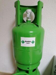 BOTELLA GAS REFRIGERANTE R449-A 10 KGR / FRIGORIFICOS CARAMAS FRIGORIFICAS