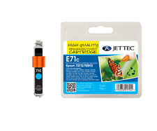 Jet Tec E71C inkjet cartridge high quality replacement for Epson T0712 / T0892