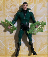 DC UNIVERSE Custom LOSH CHEMICAL KING - legion of super heroes Marvel legends